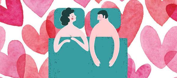 女生专测→你的性福指数有多高?